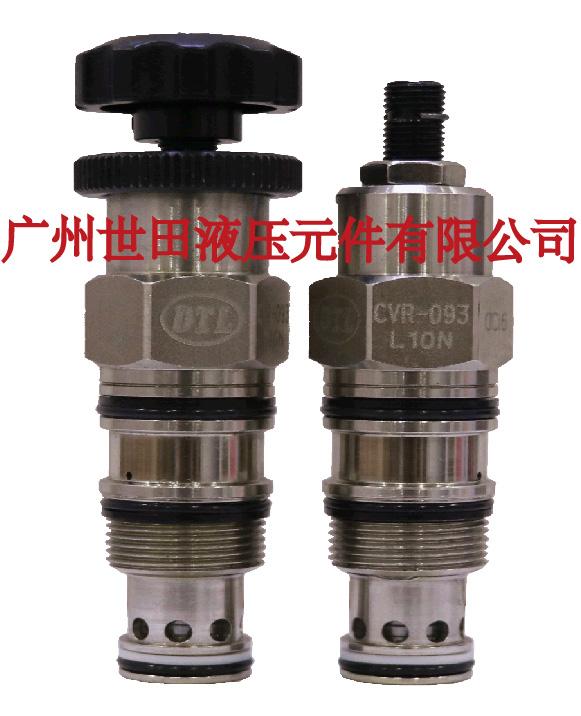 CVR-093先導式溢流閥