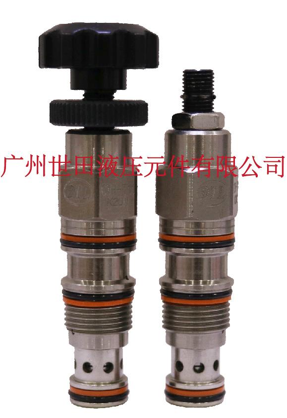 CVR-T11先導式溢流閥