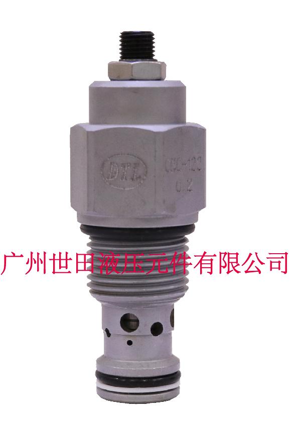 CNC-122單向節流閥