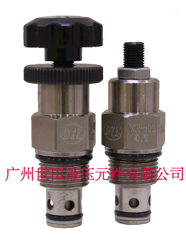 CCN-102節流單向閥