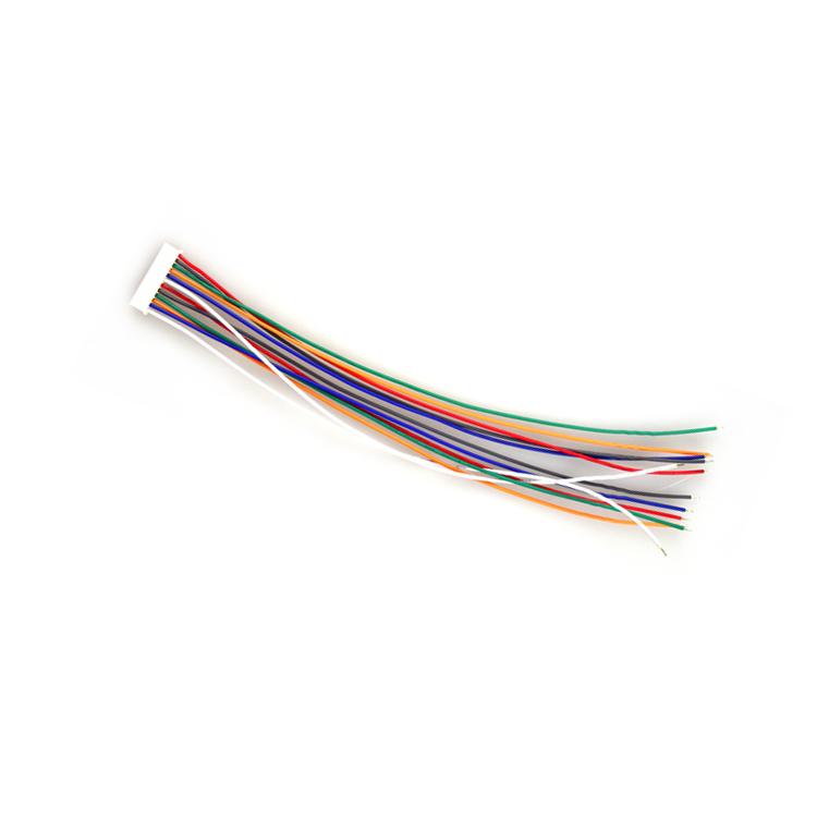 2.0间距wire 端子排线