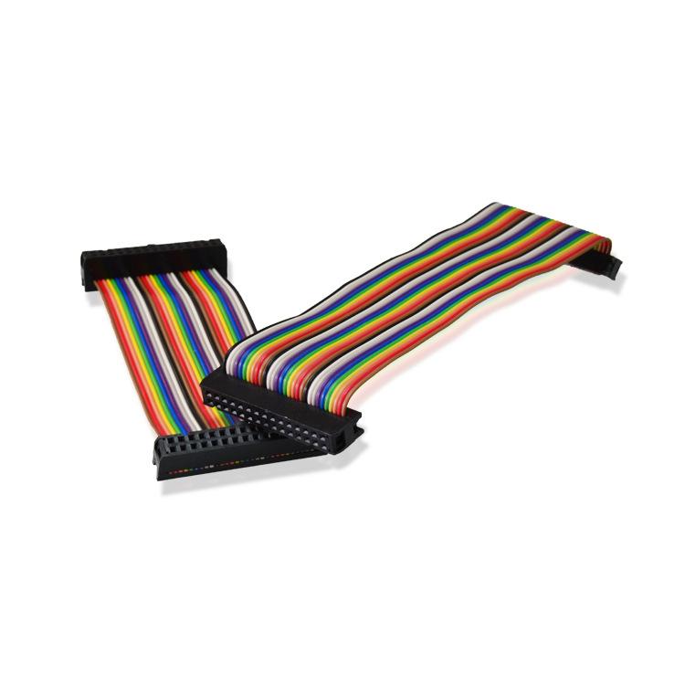 收款机WIRE端子排线 耐折叠wire端子排线 维新科端子线质量保证