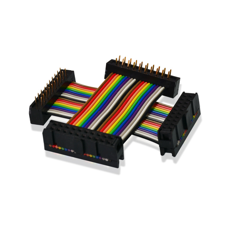 耐折叠wire端子排线 WIRE端子排线 维新科端子线随意弯曲折叠