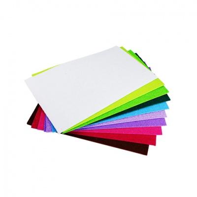 毛巾色EVA海棉纸-混色10片/包