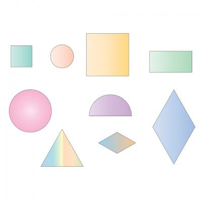 厚模板(大)几何形状 RY-HL-JX0010