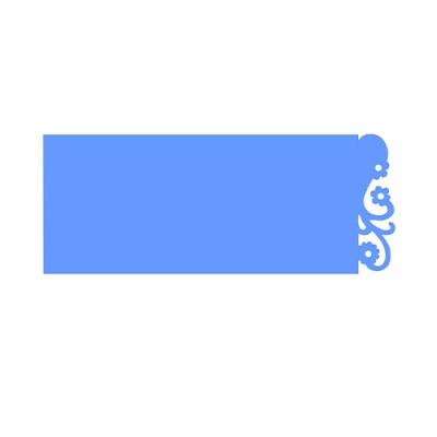 厚模板(中)-花边贺卡 RY-HM-JR0001