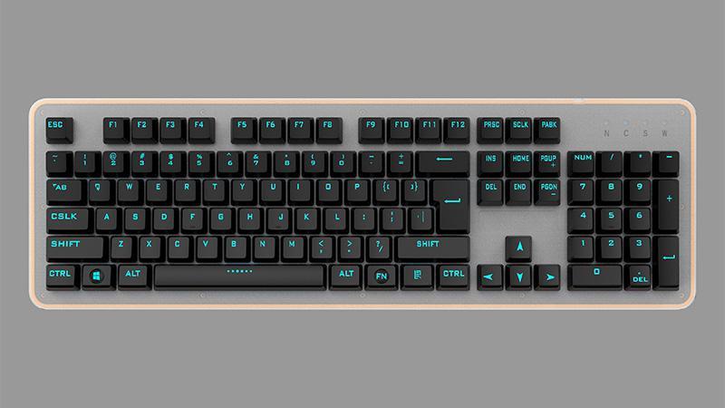 TK100机械键盘1