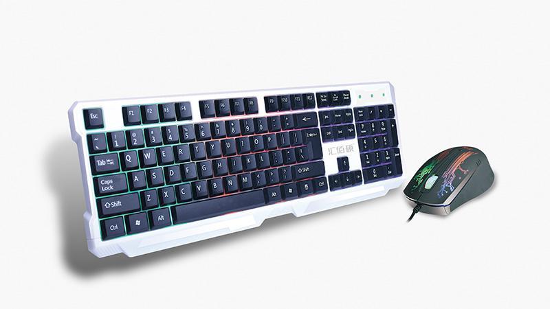 7900背光套装键鼠
