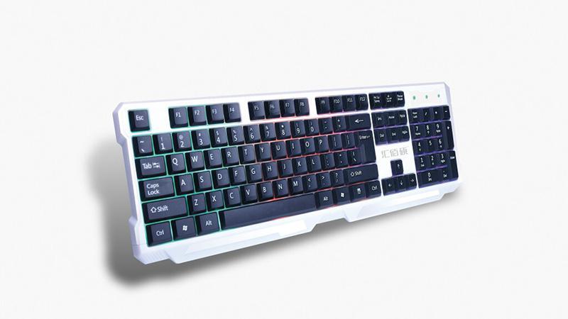 K7900背光单键盘