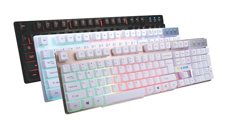 新款K3500单键盘