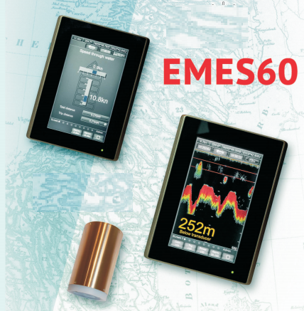 NORTHERN SOLUTIONS 船用测深仪与计程仪 EMES60