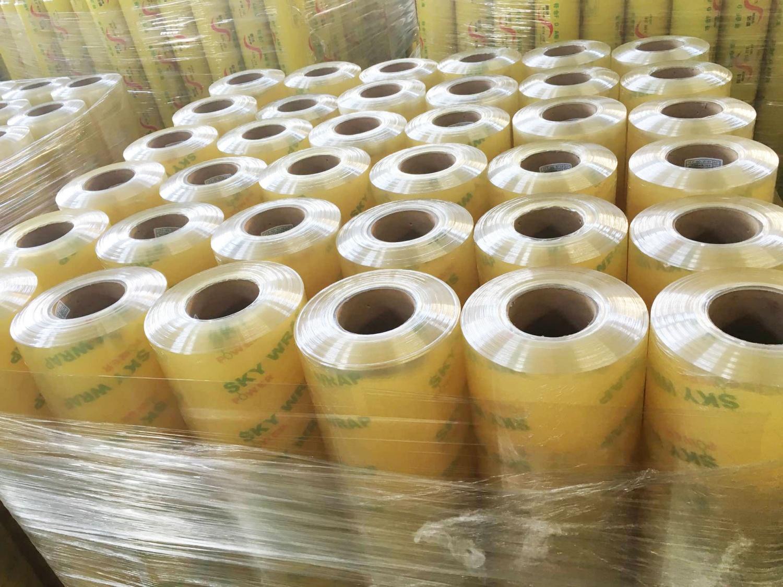 PVC保鮮膜