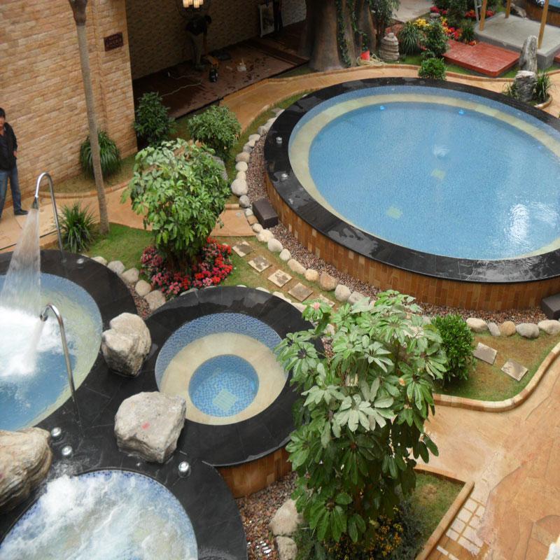 亚博体育网页版泳池供水工程