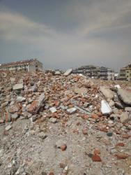 汤泉街道九龙社区九龙湖片区拆迁地块场地平整