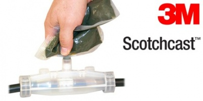 3M LVI-1 Scotchcast Resin (470W) Cable Joints for Power Cables