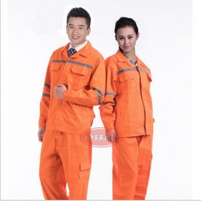 厂家订制生产专业防阻燃工作服套装防火防烫电焊耐高温劳保服