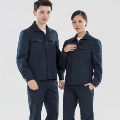 湖北帛裳制衣有限公司秋季工作服绿色新款,时尚前卫款,下班也爱穿 的工作服
