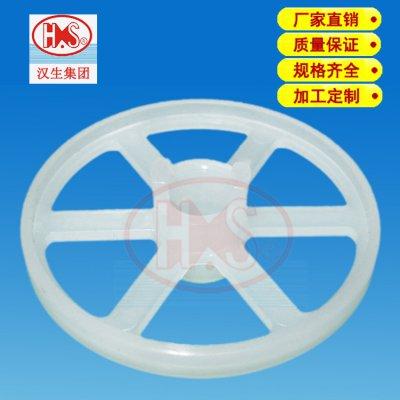 厂家供应各种滚轮片批发 ∮45PP滚轮片 轮子输送设备配件加工定制