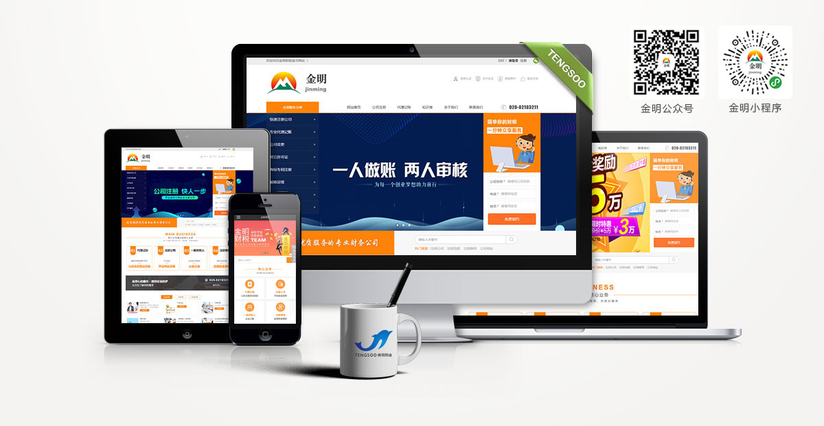 金明财税网站
