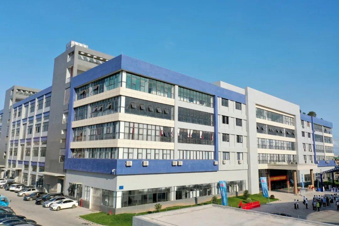 2020年5月8日 国机普维币PIVX密封新基地投产活动顺利举行