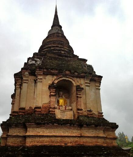 昭帕亚泰国寺院