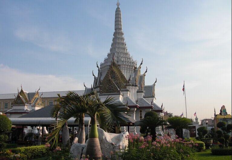 曼谷国柱神庙