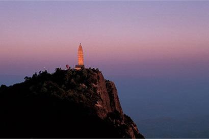 探索万年入定老僧的神秘古山——鸡足山