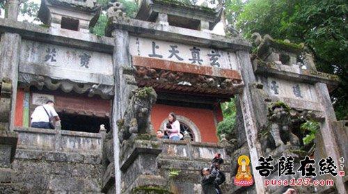 张家界普光寺