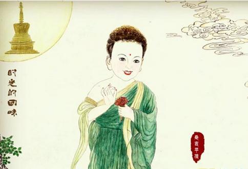 扫去浮华·晴空月明 桑吉平措发布专辑EP《时光的回味》