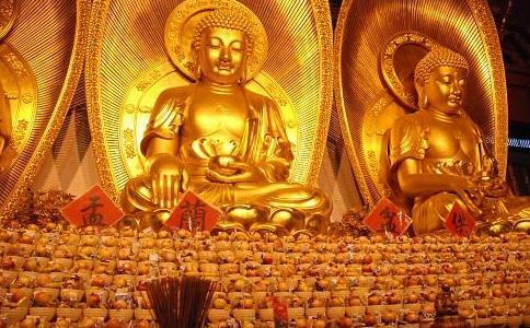 """佛教中的""""称谓""""有哪些?"""