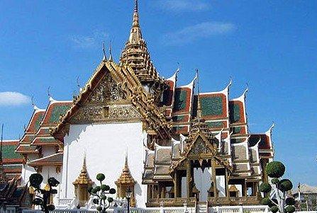 泰国的佛文化