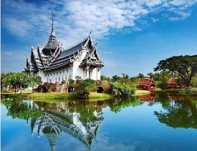 中国的佛教和泰国的佛教有什么区别?