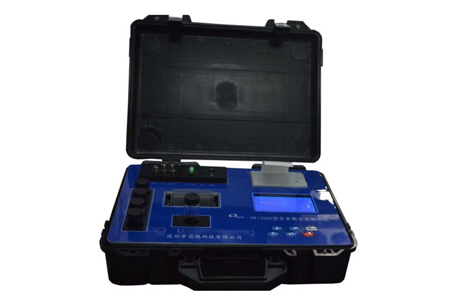 【明星产品】GW-2000型 多参数水质万博体育max手机登录版