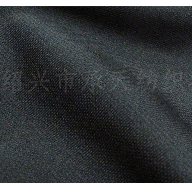 厂家直销200克重全涤棉毛布 样布销售纬编染色全涤棉毛布