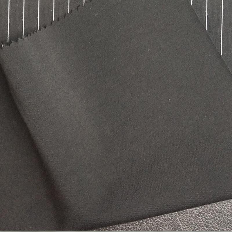 厂家直销条纹罗马布 40S420g锦棉罗马布 时装面料批发