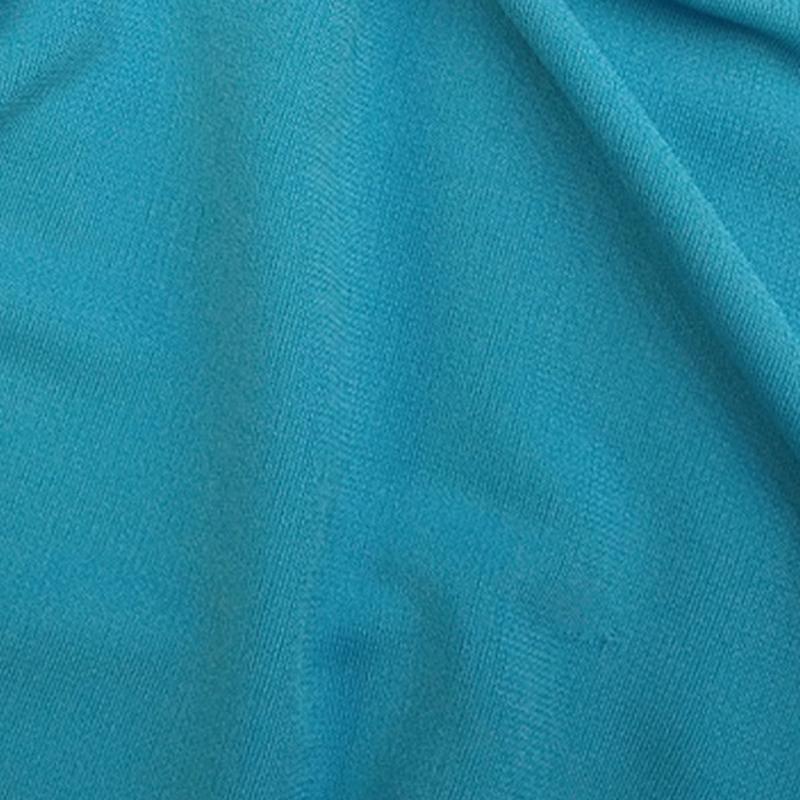 厂家直销弹力加捻棉毛布 服装用布 女装打底裤 休闲裤全涤罗马布