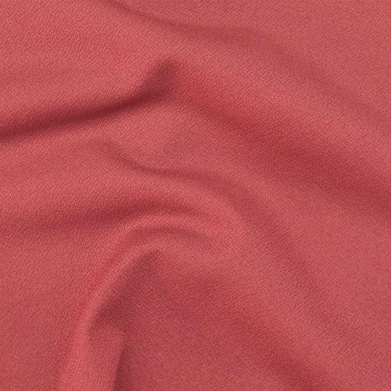 厂家直供全涤乱花布 女装全涤罗马布面料批发 机缸染色多的可定做