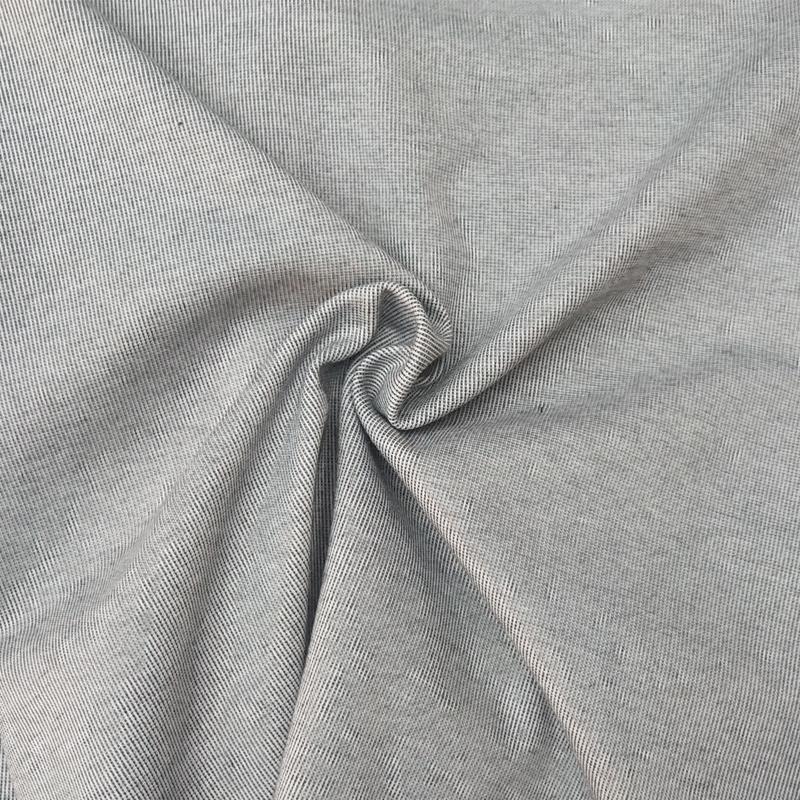 30ST/R罗马布 时尚女装面料 热销麻灰TR罗马布 厂家现货 可定做