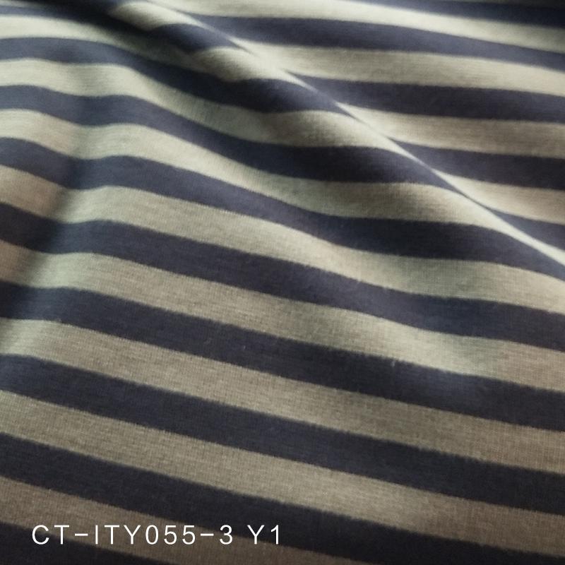 厂家现货 色织 提花罗马布面料 裤装 西装 裙子面料 针织面料