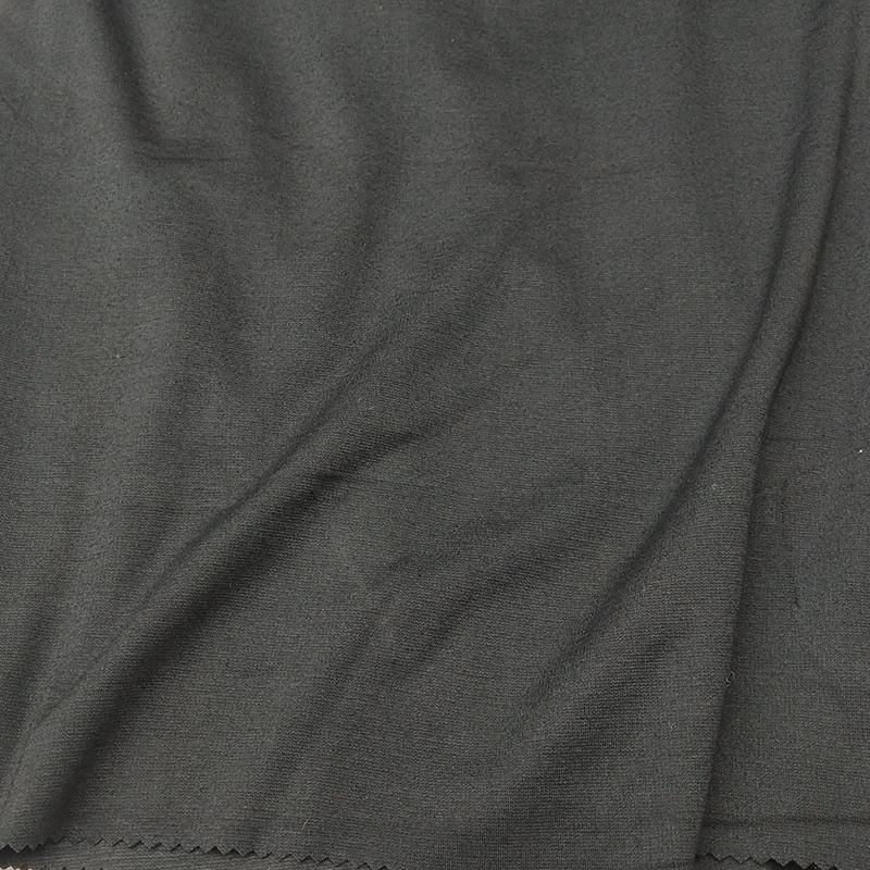 30S 人棉涤纶再生纤维罗马布 弹力打鸡布小西装罗马布料