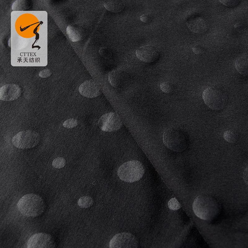 50支锦棉罗马布印花面料 NR罗马布涂料印花女装时尚衫服装布料