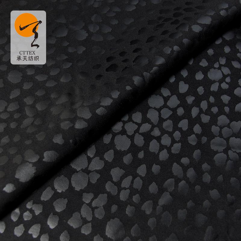 40SN/R粘胶印花 NR罗马布粘胶印花女装时尚衫服装布料