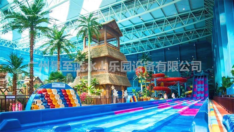 陕西西安欢乐水世界
