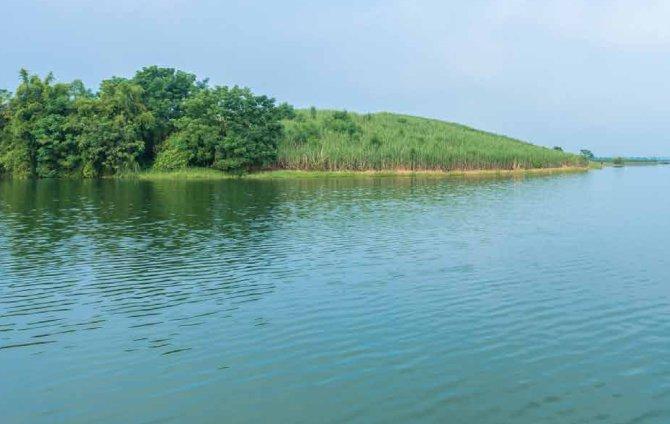 山东潍坊浞河综合整治项目