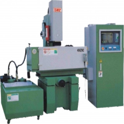 Precision electric discharge machine