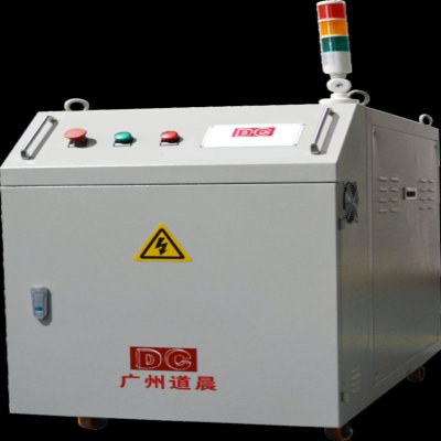 Flow detection machine
