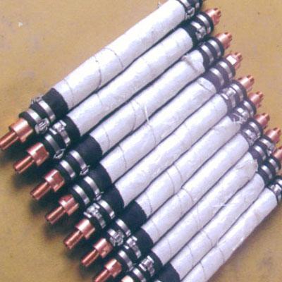 多晶硅铸锭炉用短水冷电缆
