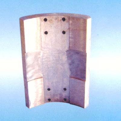 珠江钢厂LF炉导电板