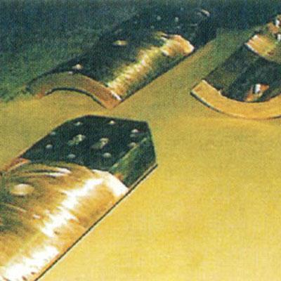 新疆八一钢厂LF炉导电板