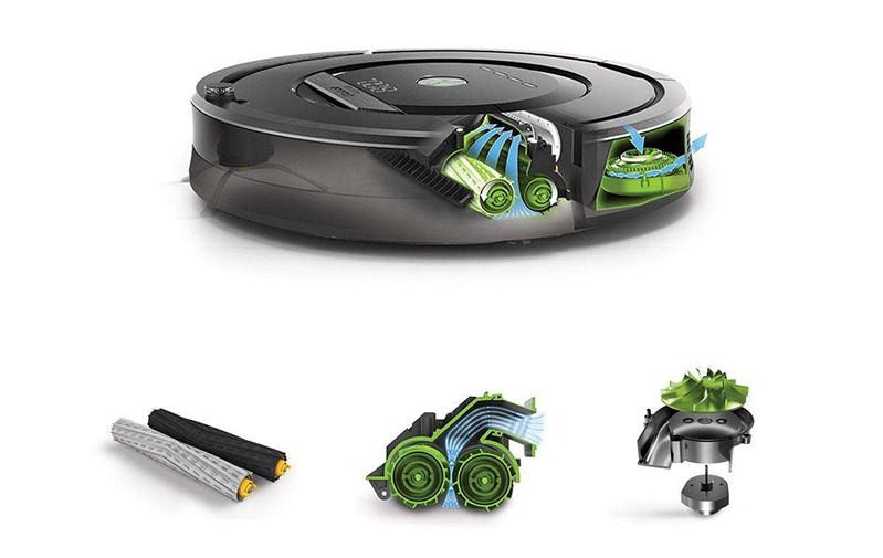 扫地机器人电池连接片